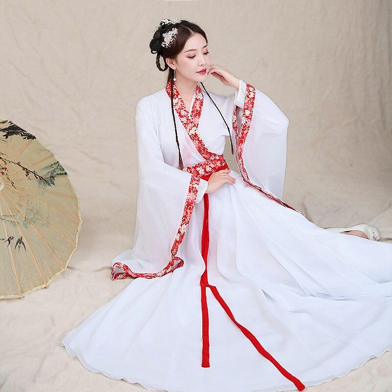 Costume Photo Studio Wedding Classic Beauty Dance Costume Movie Tv Drama Hanfu Chinese Dress Girl Fairy Ancient White Skirt Aliexpress