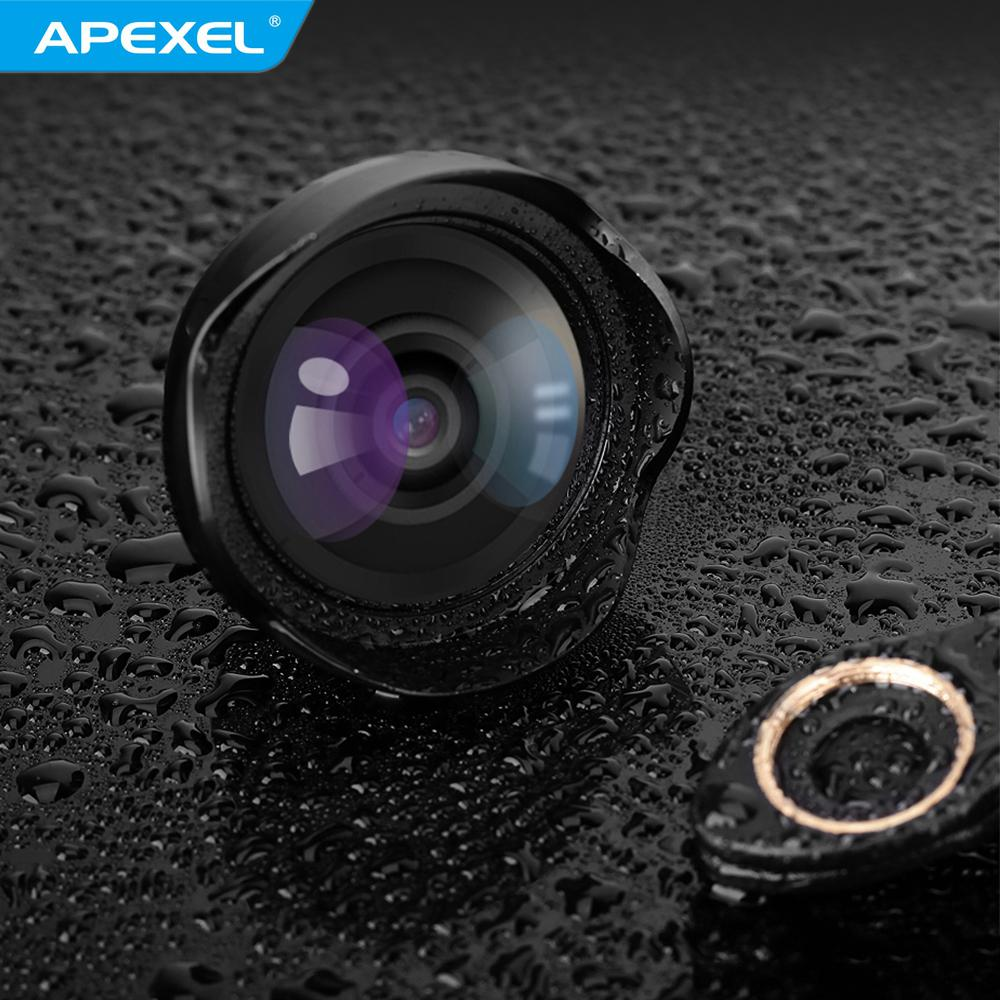 APEXEL 65MM Portrait Lens 3X HD Professional Mobile Phone Camera Lens for iPhone Samsung Android Smartphone r60 image