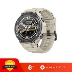Новинка 2020 CES Amazfit T-rex T rex умные часы AMOLED дисплей Смарт часы GPS/ГЛОНАСС 20 дней батарея для Xiaomi iOS Android