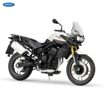 WELLY 1:18   2014 HONDA CB500F     Diecast Alloy Motorcycle Model Toy For Children Birthday Gift Toys Collection