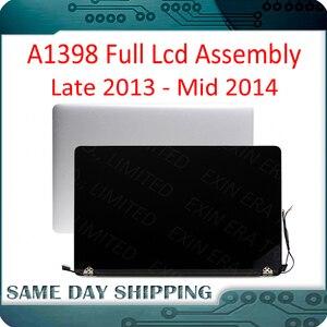 661-8310 Новый ЖК-дисплей в сборе для Macbook Pro Retina 15