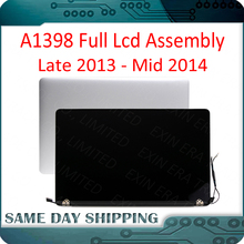 Lcd-Screen-Assembly 661-8310 Macbook Pro Full-Display A1398 Retina for 15-with Aluminum-Cover