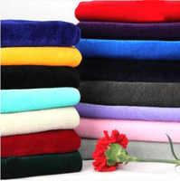 45cm*50cm Short plush crystal super soft plush fabric For Sewing DIY Handmade Home Textile Cloth For Toys Plush Fabric