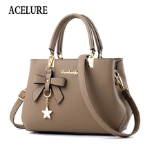 ACELURE Simple Style All-match Women Shoulder Crossbody Bags Flower Pendant Desi