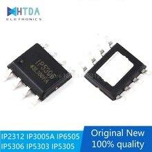 2 pçs/lote IP5306 IP5303 IP5305 IP2312 IP3005A IP6505 IP6505T SOP8