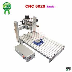 Image 3 - Machine à découper, machine à découper, fraise, port usb, routeur 4 axes 5 axes, bricolage, gravure pcb vis à billes et manette Mach3