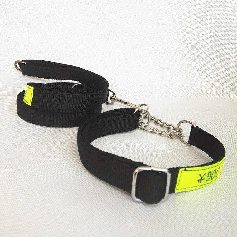 Semi-P Pendant Neck Ring Traction Dog Pendant Bandana Large Rushed Dog Training Medium Dog-Proof Puppy Horse Dog Golden Retrieve