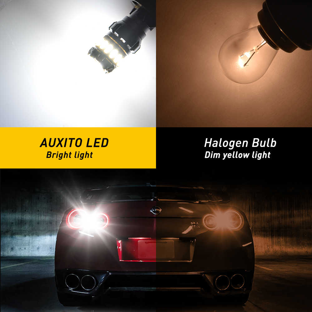 2x W16W T15 BA15S P21W W21W Canbus Led Reverse Backup Lamp Voor Mitsubishi Asx Ralliart Outlander Rvr Lancer Pajero L200 sport