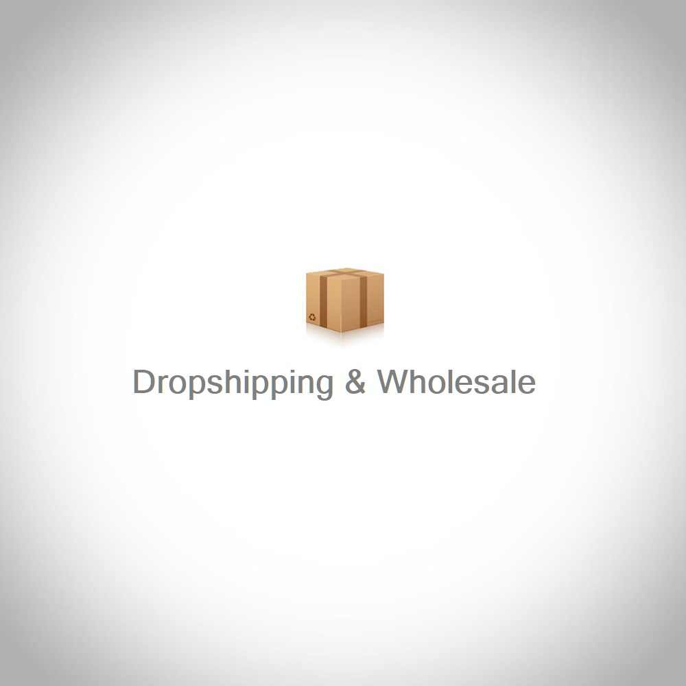 Dropshipping. Exclusivo. Y al por mayor