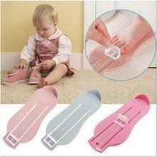Детская обувь для измерения ступни, размер, измерительная линейка, доступный инструмент для автомобиля, регулируемый диапазон 0-20 см, размер для ног ребенка