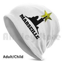 Bonnet de pull en forme de Bonne mère, série Marseille, confortable, Bonne étoile, Bonne mère