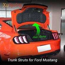 """Для Ford Mustang Заменить задняя дверь багажника гидравлические стержень стойки бара """"анти-шок"""" подъемный кронштейн для укладки волос"""