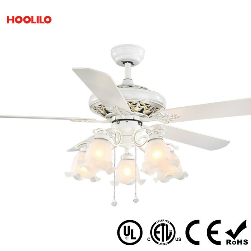 Ceiling Fan Lamp With E27 Led