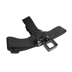 Image 3 - Kamera kafa bandı giyen kemer kayışı dağı DJI OSMO cep aksesuarları el Gimbal tutucu DJI OSMO cep GOPRO