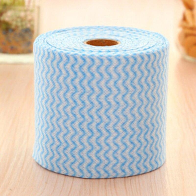 Washcloth Disposable Wash Towel Soft Clean Beauty Towel Portable Roller Type Wash Towel Healthy Bathroom Towels