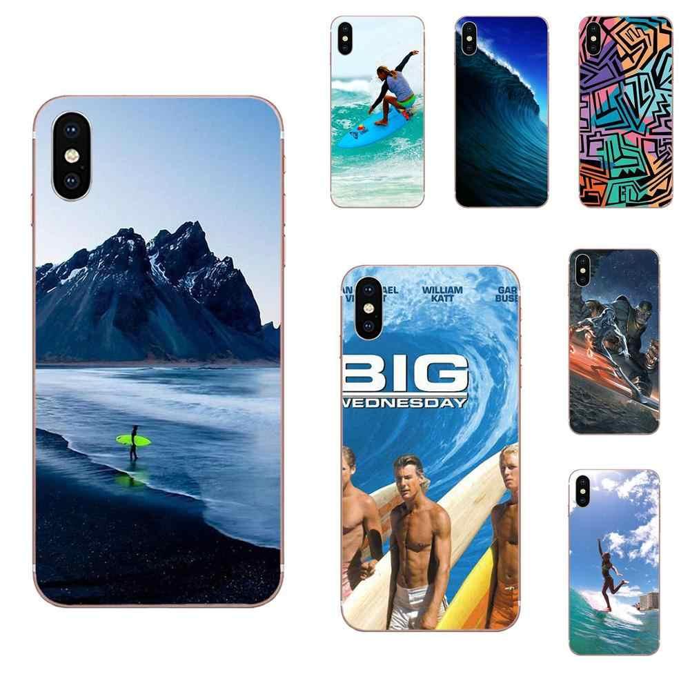Pop серфинг Tumblr мягкие мобильного телефона для Galaxy Alpha Note 10 Pro A10 A20 A20E A30 A40 A50 A60 A70 A80 A90