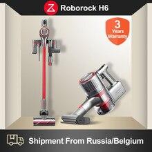 Roborock h6 handheld aspirador de pó sem fio 2500pa portátil sem fio ciclone filtro mais limpo coletor pó