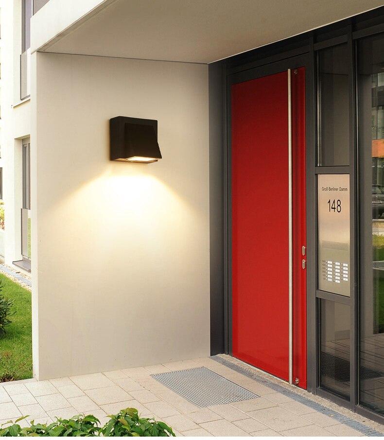 LED Wall lights (6)
