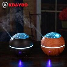 150ml מכירה לוהטת Ledlight אולטרסאונד אוויר אדים יצרנית ערפל Fogger חשמלי ארומה מפזר שמן אתרי ארומתרפיה ביתי