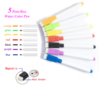 5PCS Water Color Pen...