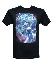 Avenged Sevenfold - Spaceman - Official T-Shirt - Heavy Metal - New M L Xl(China)