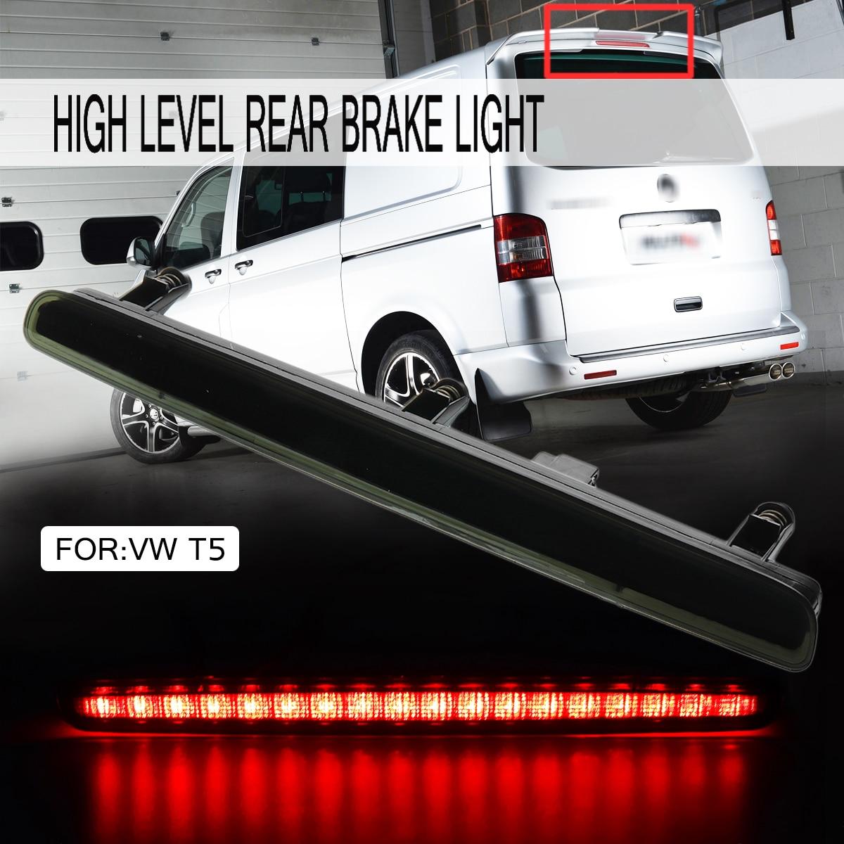 Rear LED High Level Brake Stop Light Lamp Fits VW T5 Transporter Caravelle 03-15