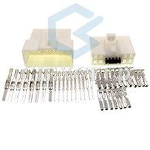 18 Pin авто фары Переключатель стеклоочистителя электрическая штепсельная розетка коннектор для hyundai Kia