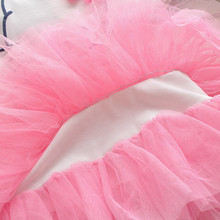 Baby Girls Tutu Dress Wings Hello Kitty Clothes