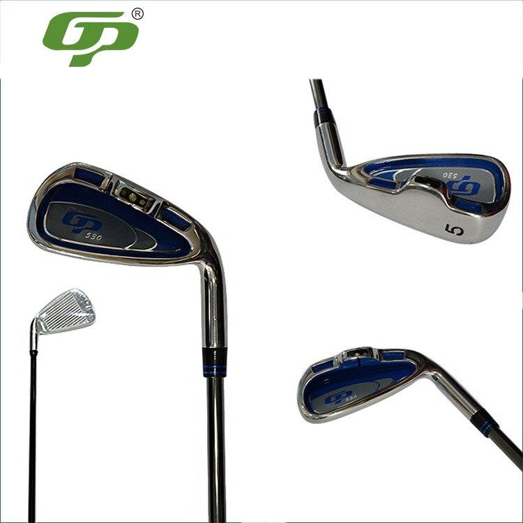 GP Source fabricants Profession ensemble de tiges de Golf tan su gan Golf sept fers 7-fer personnalisable