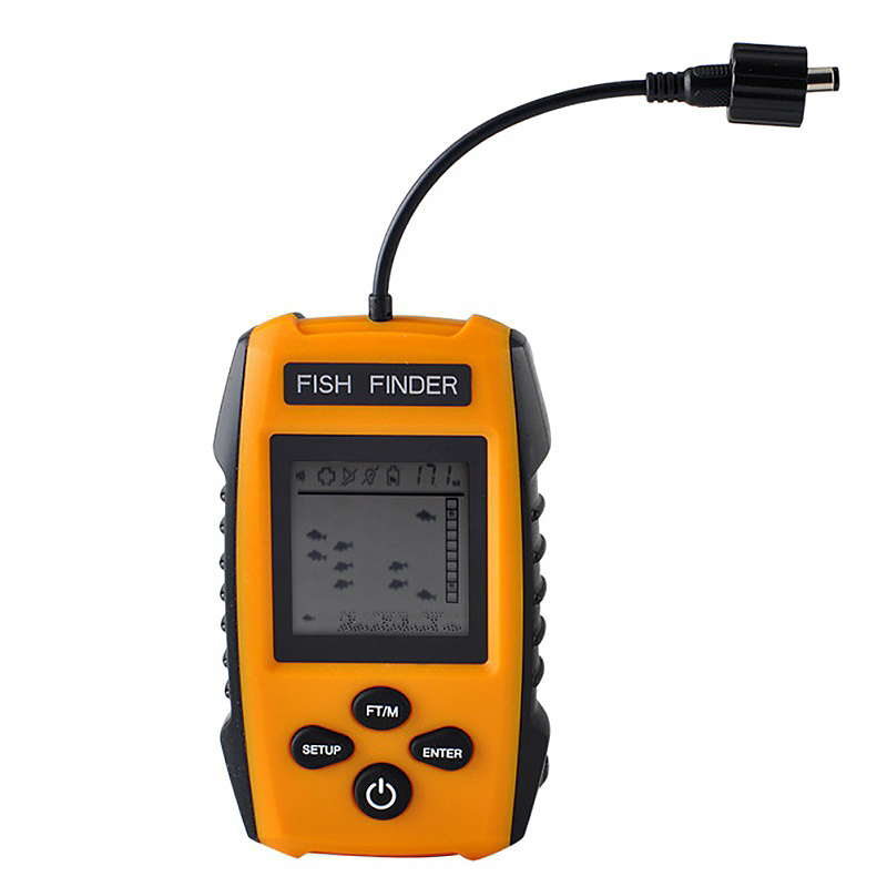 m sonar lcd sonar sondas sonar fishfinder
