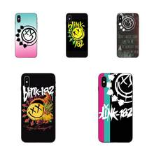 Punk Rock Band Blink 182 Soft TPU พิมพ์กรณีสำหรับ Apple iPhone 4 4S 5S SE 6 6S 7 8 Plus X XS Max XR(China)