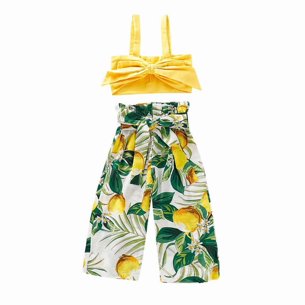 2020-Summer-2pcs-Newborn-Toddler-Infant-Baby-Girl-Clothes-children outfits(6)