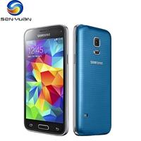 Original desbloqueado Samsung Galaxy S5 Mini G800F 4G LTE teléfono móvil 4,5