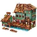 30102 kapitän der Kai Bausteine Ziegel Sammlung DIY Spielzeug für Kinder