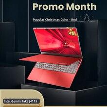 Computer Pc Notebook Laptop Intel Laptop-12gb-Ram Gemini Lake J4115 Wndows Portable Dere