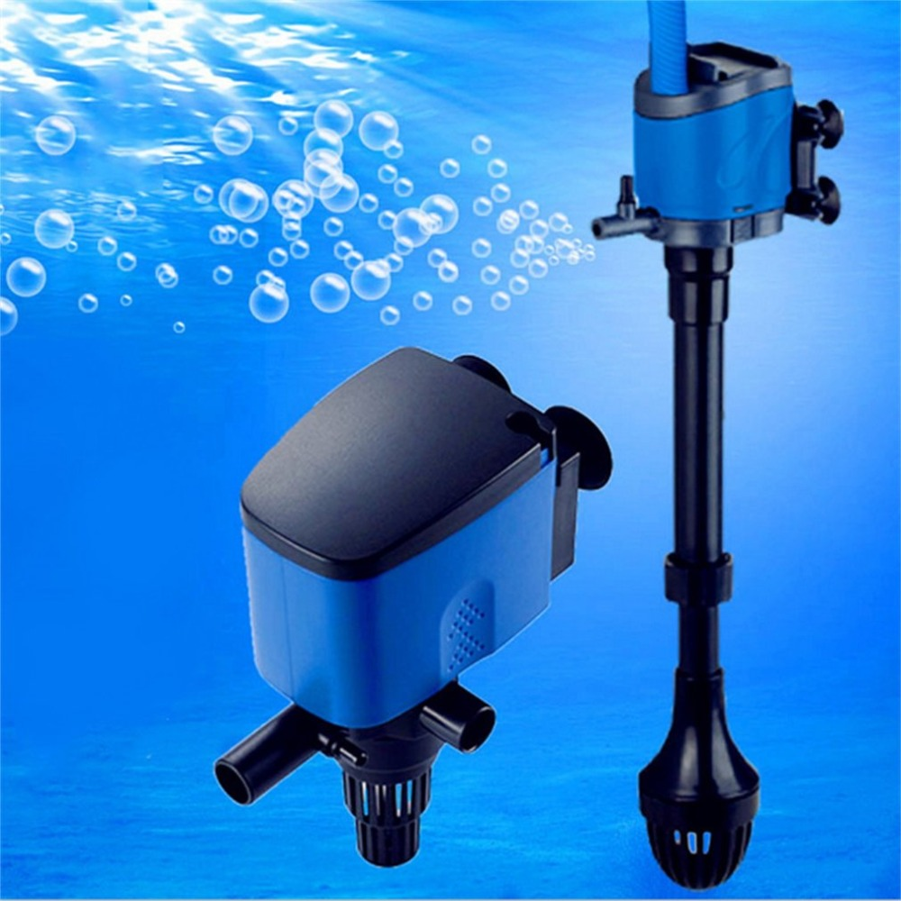 3 in 1 Multifunction Aquarium Filtration Oxygenation Air <font><b>Water</b></font> <font><b>Pump</b></font> <font><b>Water</b></font> Circulating System for Fish Tank Oxygen Increaser image