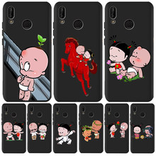 Cartoon kid DC 2019 For Huawei Mate 30 Pro 10 20 Note 8 9 10 Plus P Smart Phone Case back Cover Coque Etui Funda Capa Shell(China)