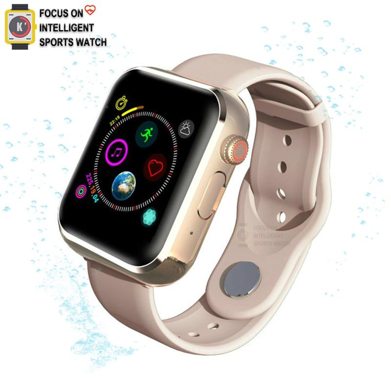 Ky001 relógio inteligente sim cartão bluetooth ios android relógio telefone relógios câmera leitor de música esportes smartwatch pk gt08 dz09 q18 iwo|Relógios inteligentes|   - AliExpress