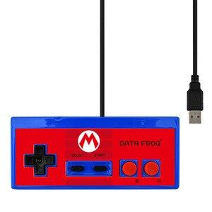 Image 5 - RETROMAX USB בקר משחקי ג ויסטיק Gamepad בקר עבור Nintendo SNES Gamepad/Windows7/8/10/MAC מחשב שליטת ג ויסטיק