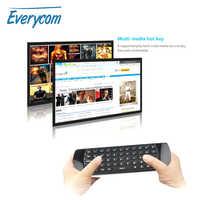 Everycom-accesorio para proyector X6, mando a distancia multifuncional, teclado inalámbrico Ghzi 2,4 para juego de Android, Black Fly Air M