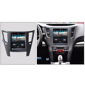 Chogath 10.4inch car multimedia player android 7.1 car gps navigation 2+32G Tesla screen for Subaru Legacy Outback 2009-2014