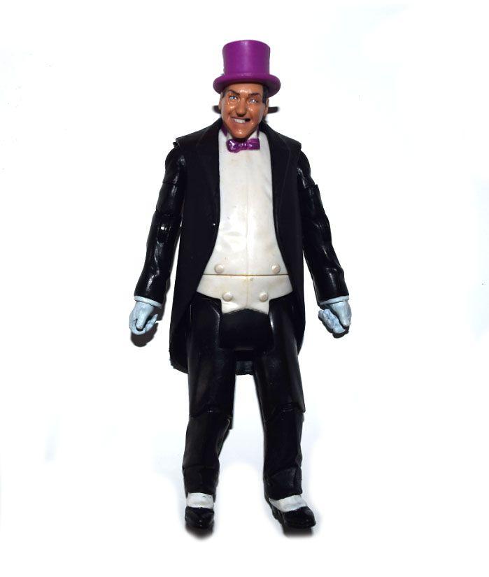 DC Universe Classics 1966 Tv Series Penguin No Cigar W// Umbrella Loose Figure
