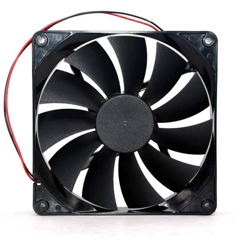 Brand New 13525 135mm DC 12V 0.70A 13513525mm case server inverter cooling fan replace ADN512UB-A90 ADN512UB-A91 AFB1312M