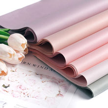 40pcs Tissue Paper 75*52CM Craft Paper Floral Wrapping Scrapbooking Paper Gift Decorative Flower Paper Home Decoration Party