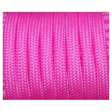 550 Paracord 7 Inner Strands Mil Spec Type III Bushcraft Survival Lanyard Rope, 100 FT Bright Pink (#53) все цены