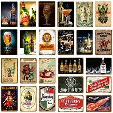 """/""""Drink Jax Beer/"""" Decor Wall Art Bar Pub Beer Shop Store Cave Sign"""