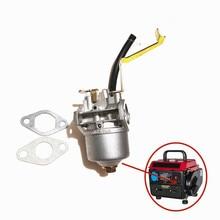 ET950 карбюратор углеводов STIHL для YMH 650W 800 Вт бензиновый генератор двигателя 1E45 мотор 2-х тактный 63CC 2HP ET650 запчасти