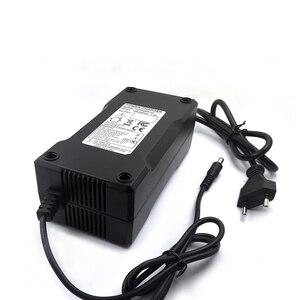 Image 4 - YZPOWER אינטליגנטי 58.8V 4A ליתיום סוללה מטען עבור חשמלי כלי רובוט חשמלי רכב li על סוללה 48V(51.8V) 14S