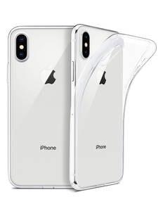 Ультратонкий Прозрачный мягкий чехол из ТПУ для iPhone X XS 8 7 6 5 S Plus, чехол прозрачный для iPhone 11 12 Pro Max XR SE 2 2020, чехол