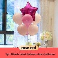 bases para globos 1set Balloons Column Base Ballon Holder With Cup Table Floating Wedding Birthday Party Table Balls 003
